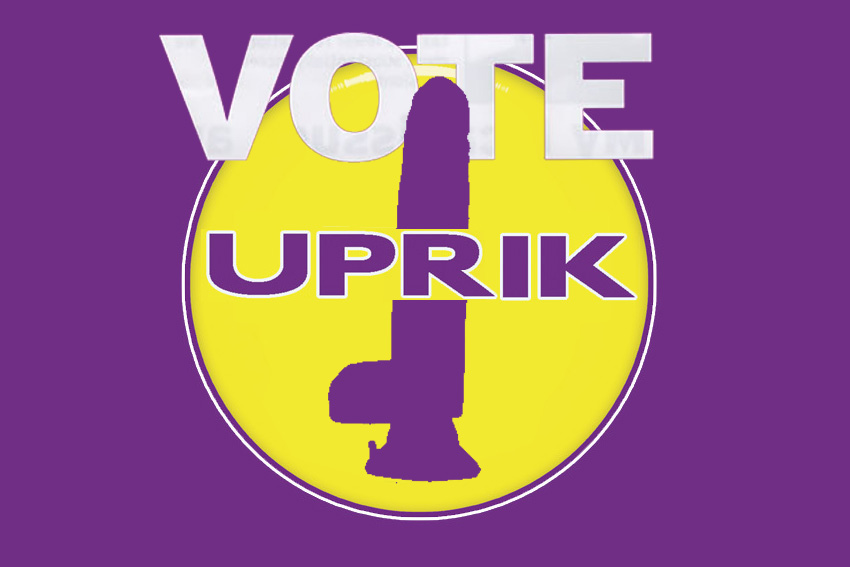 Vote Uprik, UKIP, Election 2015, London, Coombs, contemporary art, Paul Coombs, Artist, London