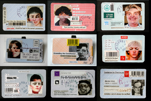 IDIY Card Selection by Paul Coombs